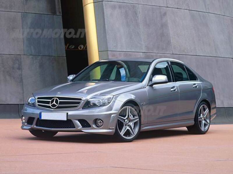 Mercedes-Benz Classe C 63 cat AMG