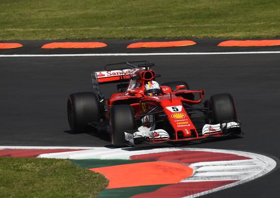 F1, GP Messico 2017: Ferrari, si combatte fino alla fine