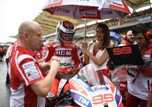 MotoGP 2017. Lorenzo: Ho provato a vincere. Dall'Igna: Scelte dolorose ma vanno fatte