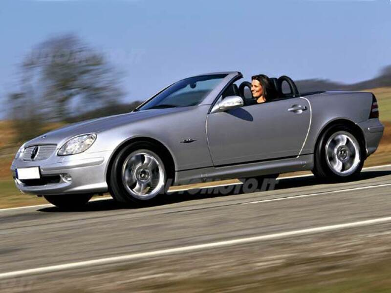 listino mercedes-benz slk (1996-04) usate - automoto.it