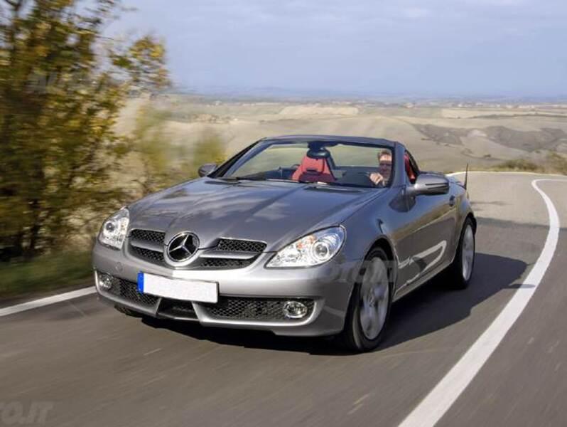 mercedes-benz slk 350 cat sport (04/2010 - 01/2011): prezzo e