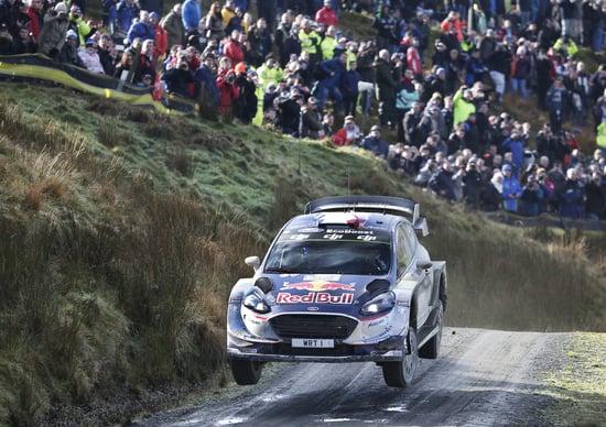WRC17 Wales GB. Evans Re del Galles e Ogier Re del Mondo, nel segno di M-Sport Campione del Mondo