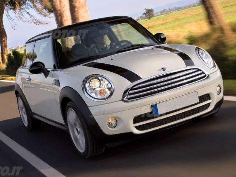 Mini Mini 16 16v Cooper D 092007 032009 Prezzo E Scheda