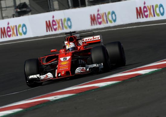 F1, GP Messico 2017: Ferrari, da domani si ricomincia