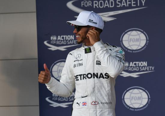 F1, GP Messico 2017, Hamilton: «Mi sembra tutto surreale»