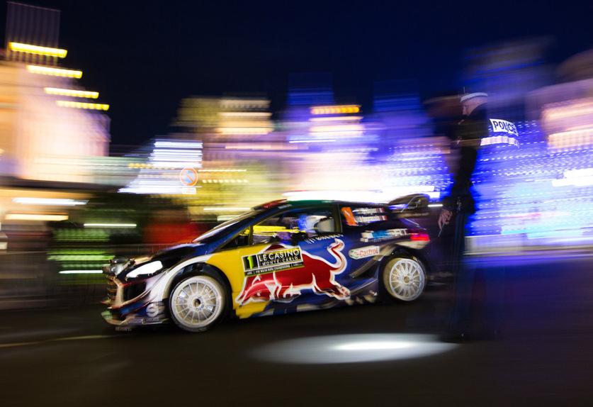 WRC, Sébastien Ogier: il quinto titolo in immagini (2)