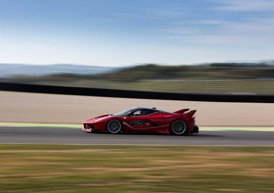 Ferrari Finali Mondiali e Corse Clienti, spettacolo in pista al Mugello