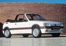 Peugeot 205 Cabrio (1986-95)