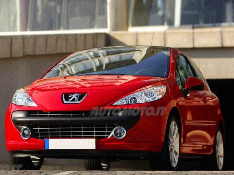 Peugeot 207 HDi 90CV 3p. XS