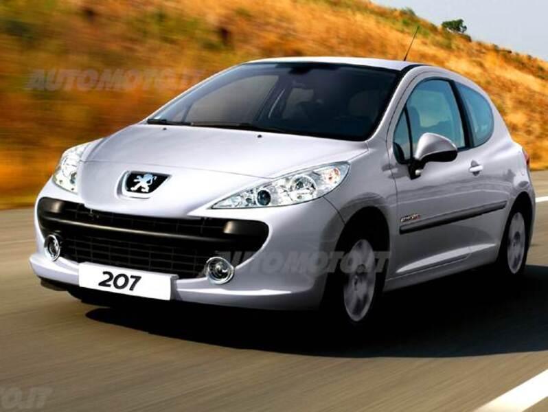 Peugeot 207 HDi 90CV 3p. Energie Sport