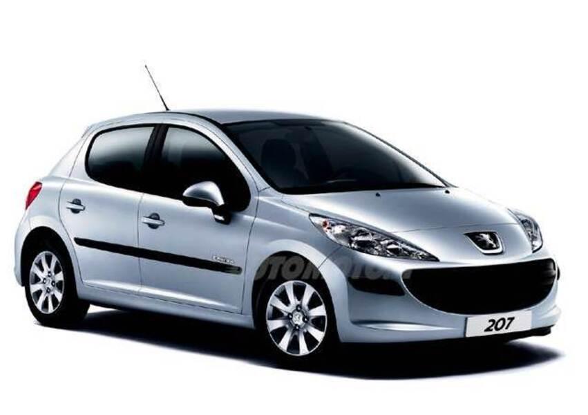 Peugeot 207 HDi 90CV 5p. Energie Sport