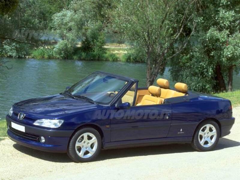peugeot 306 cabrio cat cabriolet 05 1999 05 2000. Black Bedroom Furniture Sets. Home Design Ideas