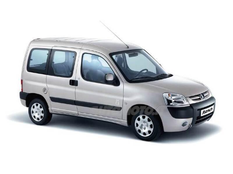 Peugeot Ranch (1996-08)