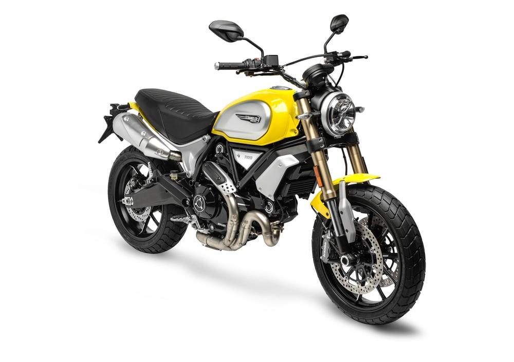 Ducati Scrambler 1100 (2018 - 19)