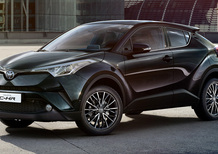 Toyota C-HR in offerta a 20.950 €