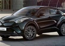 Toyota C-HR in offerta a 20.950 €