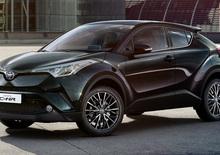 Toyota C-HR in offerta a 20.950 € / 250 € mese