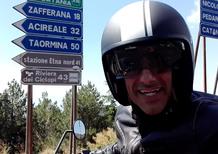Sull'Etna in moto! Con la Triumph Scrambler alla scoperta della Sicilia