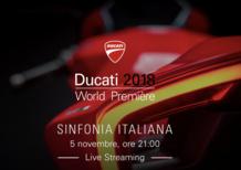 EICMA 2017: Ducati World Premiere live!