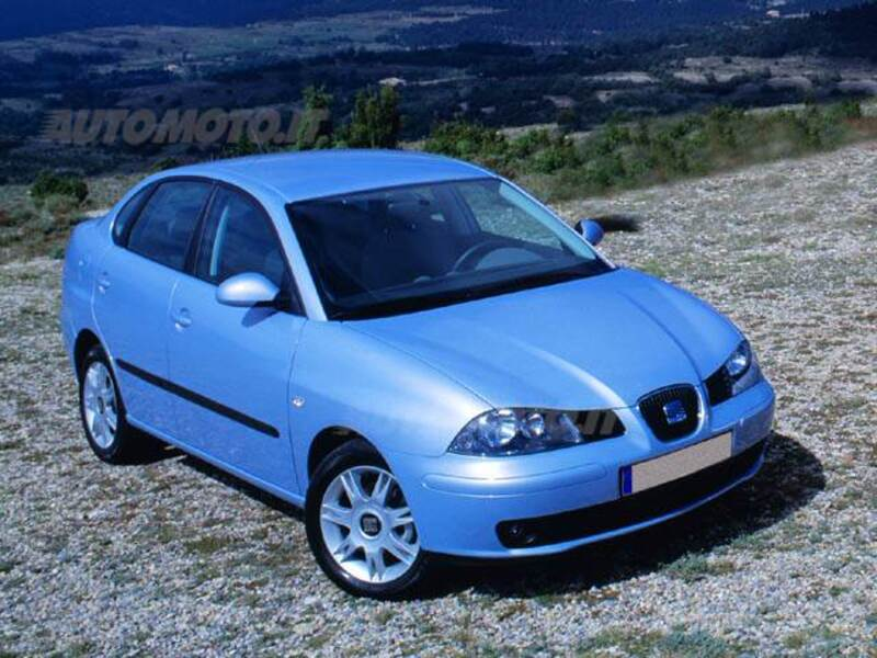 SEAT Cordoba 1.9 TDI/130CV Sport