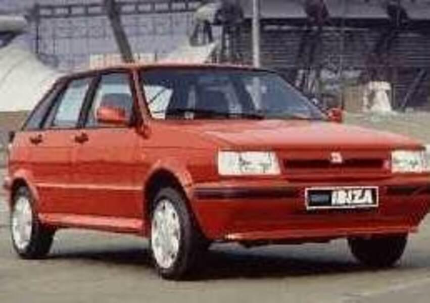 SEAT Ibiza 1.2i cat 5 porte GLX