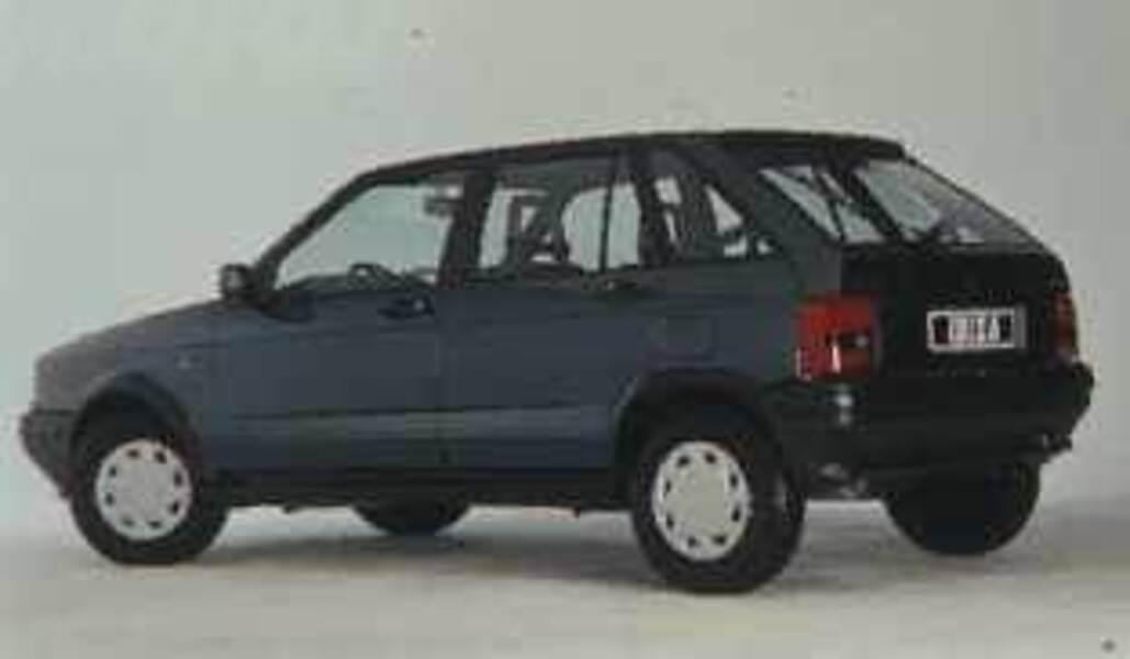 SEAT Ibiza 1.7i cat 5 porte Sport Line