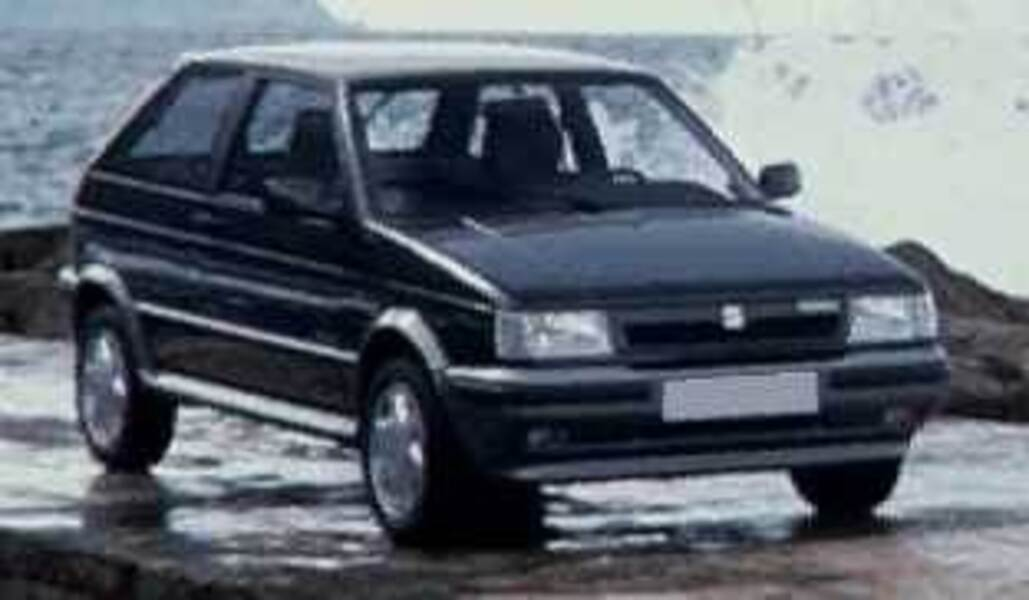SEAT Ibiza 1.7i cat 3 porte Sport Line