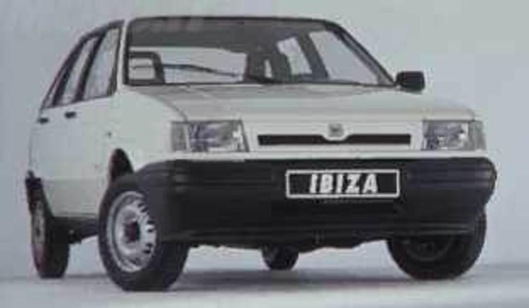 SEAT Ibiza 903 5 porte Special