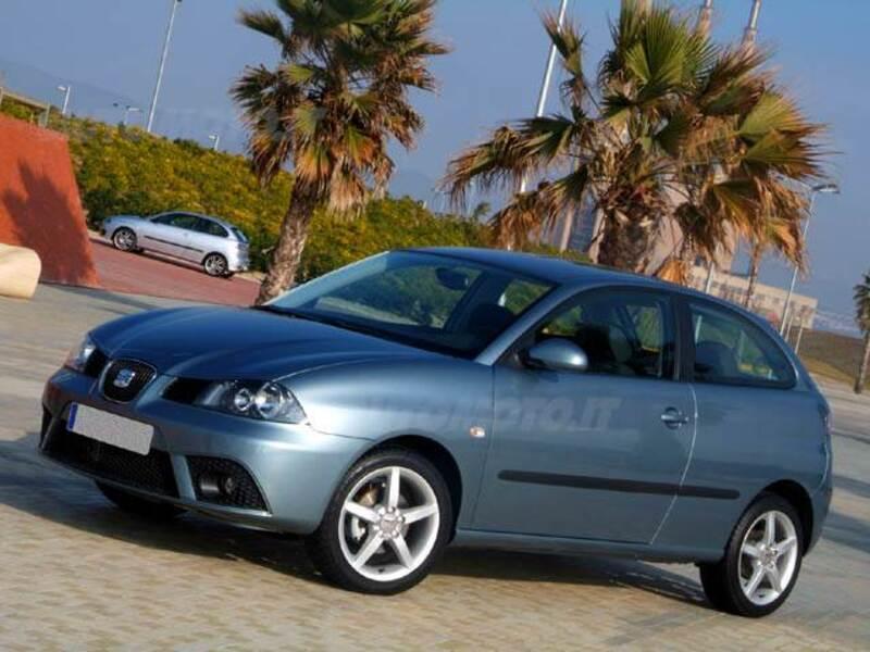 SEAT Ibiza 1.4 16V 85CV 3p. Stylance