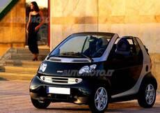smart 800 Cabrio (2000-04)