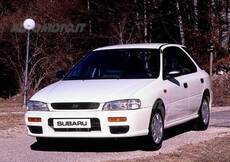 Subaru Impreza Station Wagon (1993-00)
