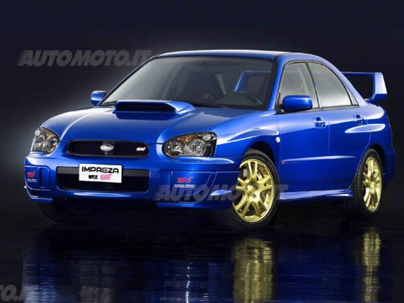 Subaru Impreza 2.0 turbo 16V cat STi (01/2003 - 10/2004 ...