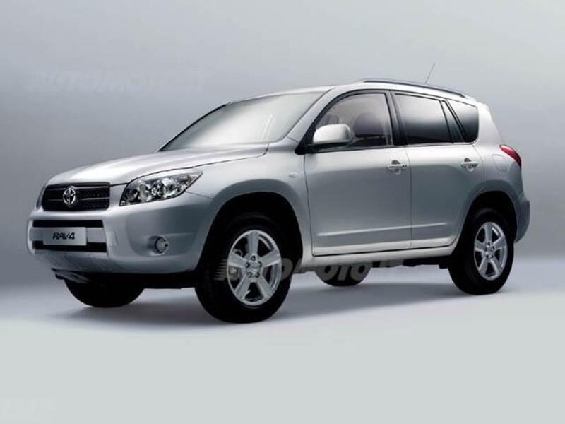 Toyota RAV4 D-4D 136 CV DPF Luxury