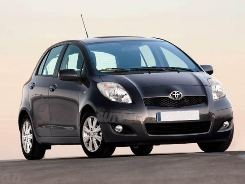 Toyota Yaris 1.0 5 porte Sol GPL
