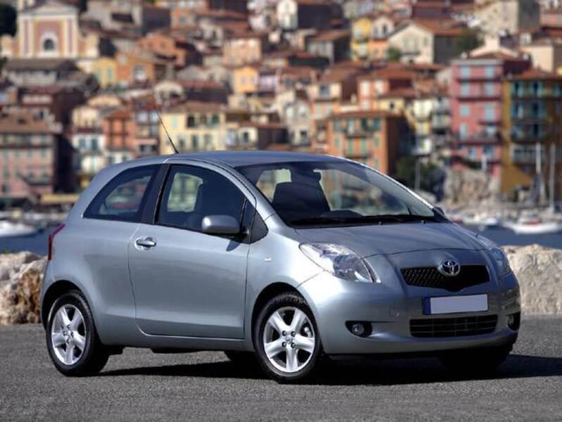 Toyota Yaris 1.3 3 porte