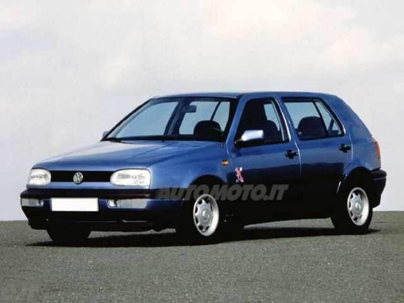 Volkswagen Golf 1.6/101 CV cat 5 porte Movie