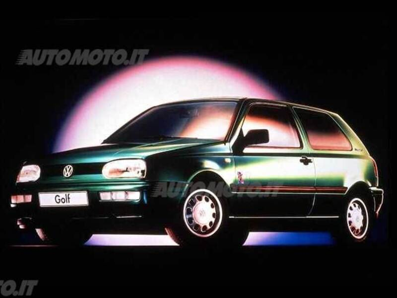 Volkswagen Golf 1.6/101 CV cat 3 porte Movie Air
