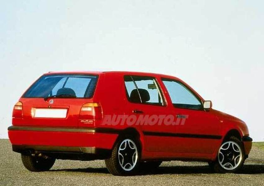 Volkswagen Golf 1.8/90 CV cat 5 porte Syncro GL