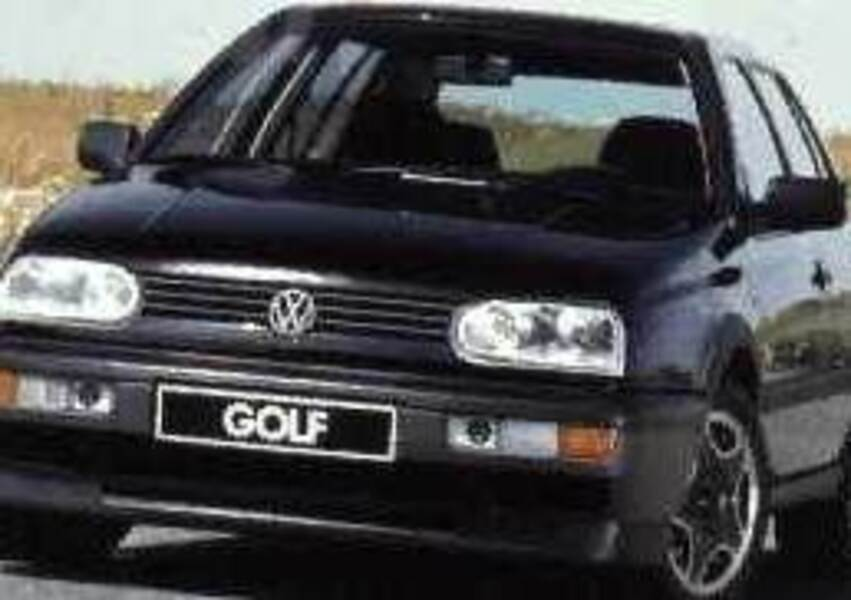 Volkswagen Golf 1.9 turbodiesel cat 5 porte GL