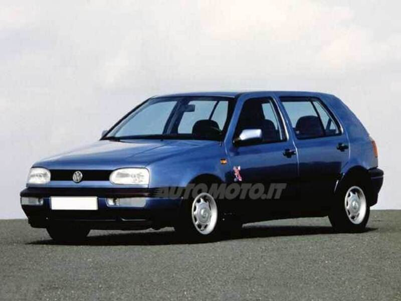 Volkswagen Golf 1.9 TDI/110 CV cat 5p. Movie Air