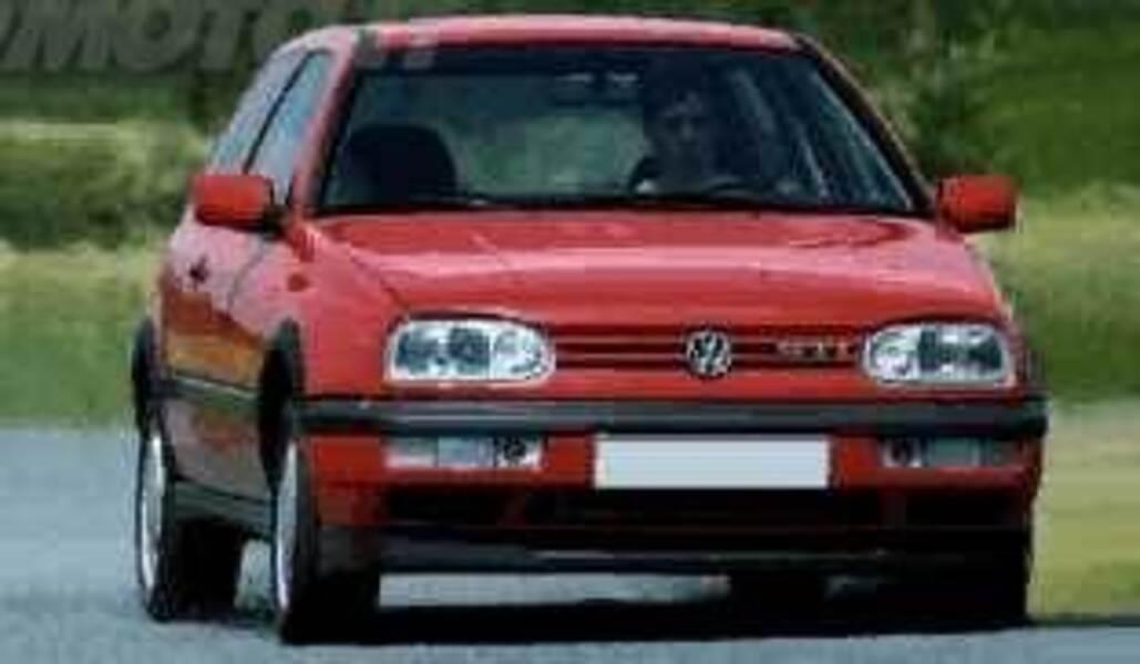 Volkswagen Golf 2.0 16V cat 3 porte GTI