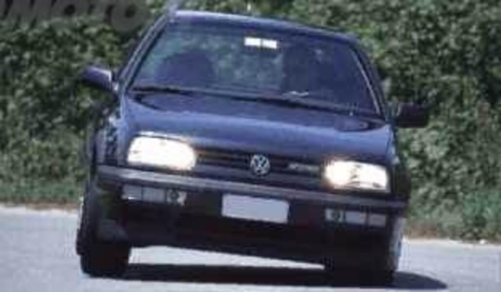 Volkswagen Golf 2.8 VR6 cat 5 porte