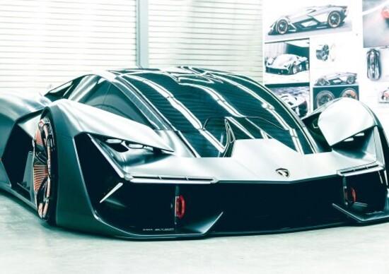 Lamborghini Terzo Millennio. Tecnologie del futuro per le prossime supercar