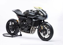 EICMA 2017: Honda CB4 Interceptor Concept. Video e dati