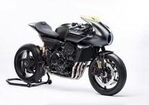 EICMA 2017: Honda CB4 Interceptor Concept. Video e dati