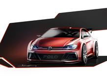 Volkswagen Polo GTI R5 2018, ecco la prima immagine