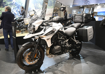 EICMA 2017: Triumph Tiger 1200 XC e XR, foto, video e dati