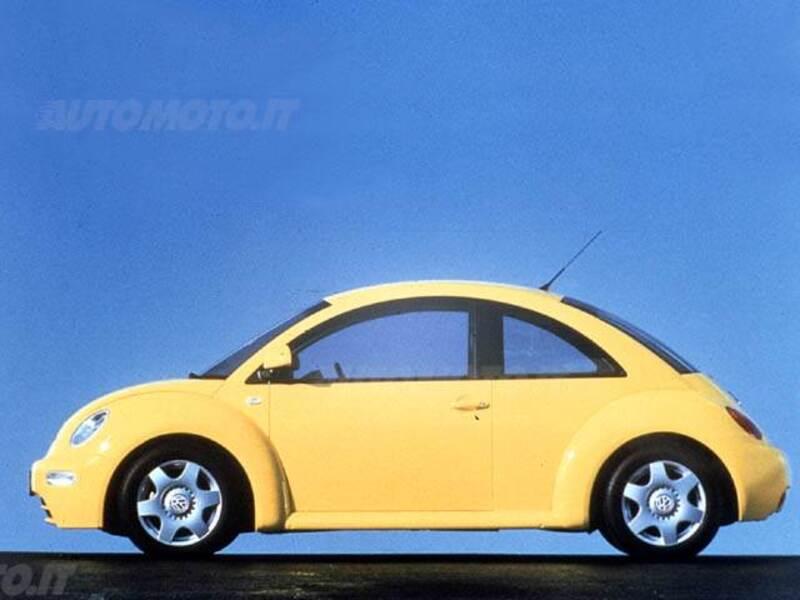 Volkswagen New Beetle TDI