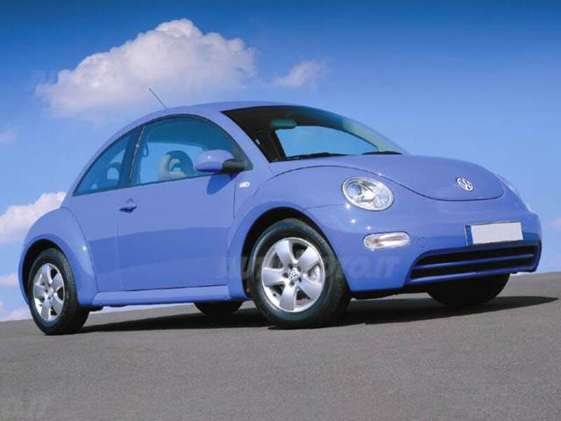 Volkswagen New Beetle TDI aut.