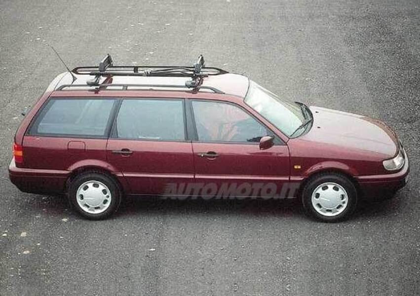 Volkswagen Passat Variant 1.6i cat CLX Active Gore-Tex
